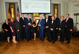 Die Gewinner der German American Business Awards
