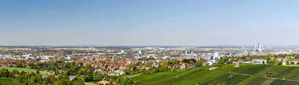 Heilbronn, Hauptsitz der Dr. Hörtkorn Unternehmensgruppe