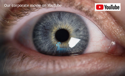 Our corporate movie on YouTube