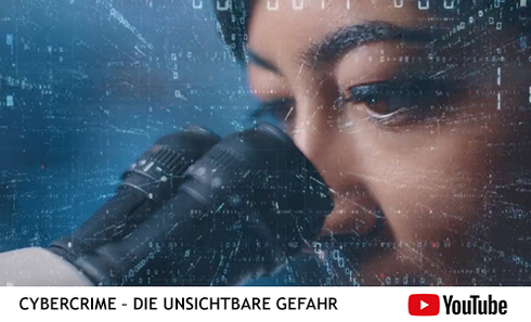 CYBERCRIME – DIE UNSICHTBARE GEFAHR