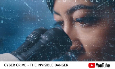 CYBER CRIME - THE INVISIBLE DANGER
