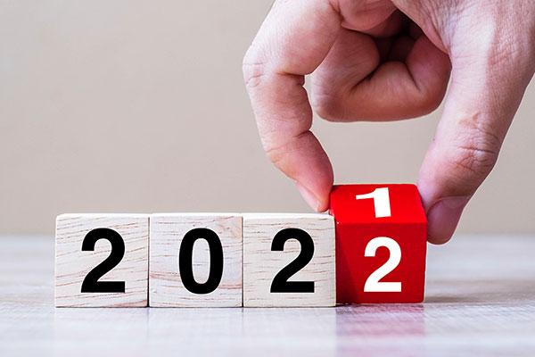 Wichtige gesetzliche Neuerungen ab 2022 in der betrieblichen Altersversorgung