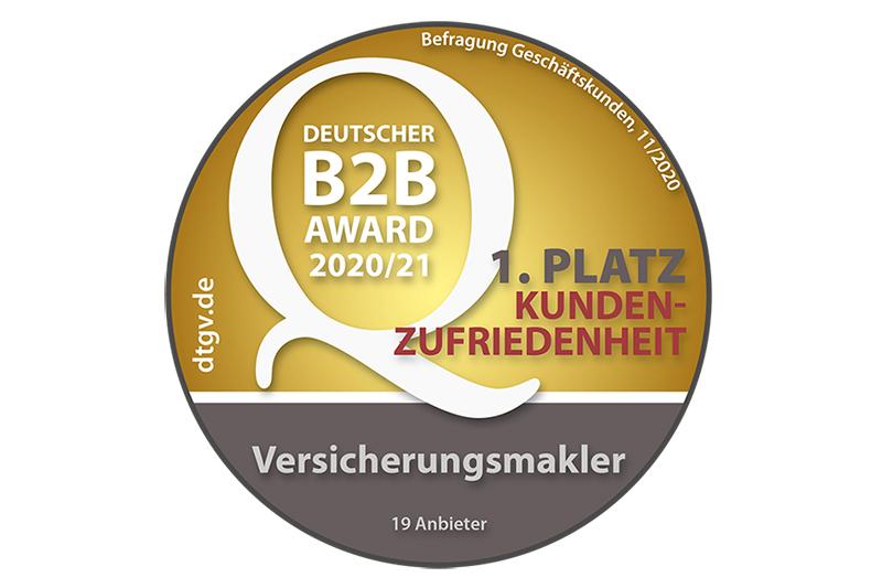Dr. Hörtkorn belegt ersten Platz beim Deutschen B2B-Award