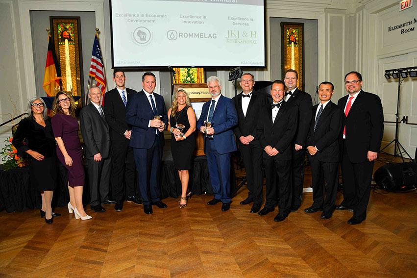 Die Gewinner der German American Business Awards