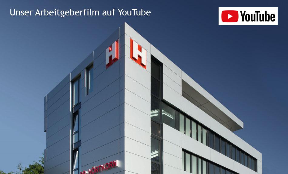 Unser Arbeitgeberfilm auf YouTube